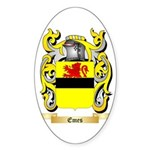 Emes Sticker (Oval)