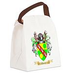 Emery Canvas Lunch Bag