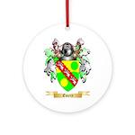 Emery Ornament (Round)