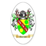 Emerson Sticker (Oval 10 pk)