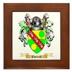 Emerick Framed Tile