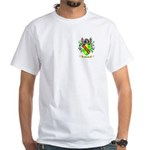 Emerich White T-Shirt