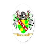 Emerich Oval Car Magnet