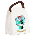Emeline Canvas Lunch Bag