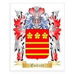 Embury Small Poster