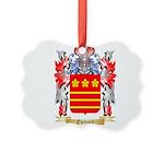 Embury Picture Ornament