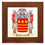 Emburey Framed Tile