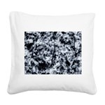Flowering time Square Canvas Pillow