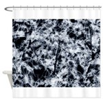 Flowering time Shower Curtain