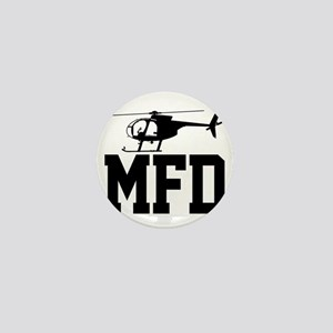 MFD Hughes 500D Helicopter Mini Button