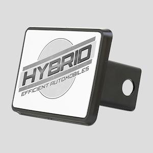 Hybrid Cars Rectangular Hitch Cover