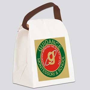 guidance school Canvas Lunch Bag