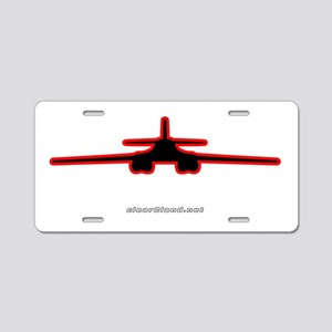 B-1 Aluminum License Plate