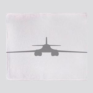 B-1 Throw Blanket