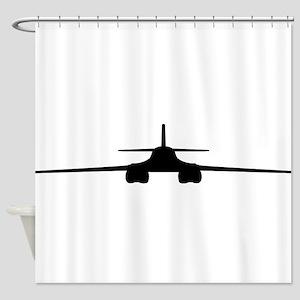B-1 Shower Curtain