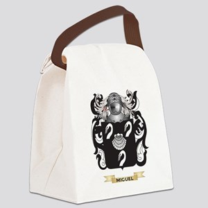 Miguel Coat of Arms - Family Cres Canvas Lunch Bag