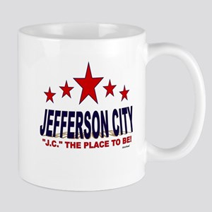 Jefferson City J.C. The Place To Be Mug