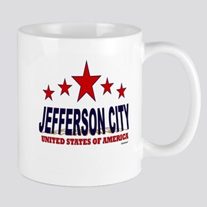 Jefferson City U.S.A. Mug
