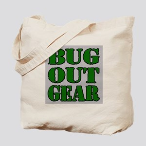Bug Out Gear Tote Bag