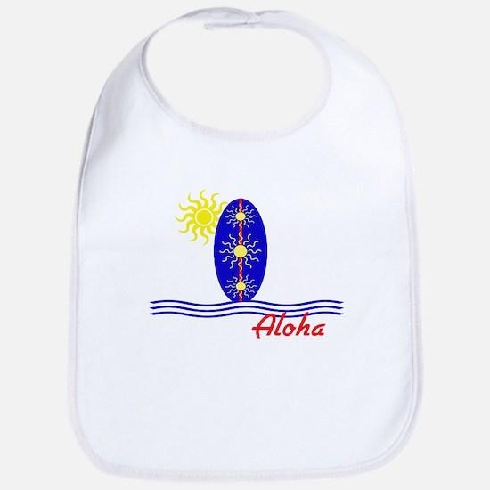 Aloha Surfboard Sun Bib