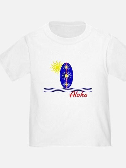 Aloha Surfboard Sun Baby/T