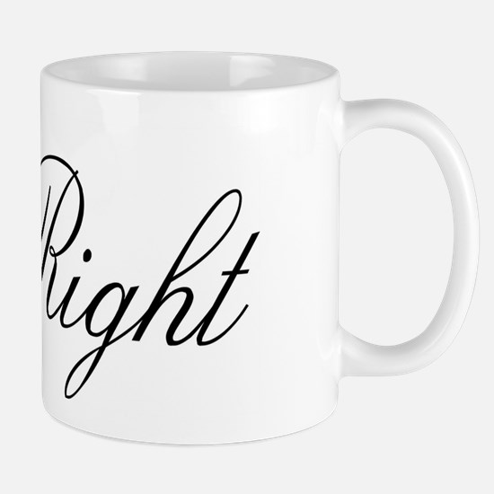 3-Mr. Right Mugs
