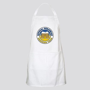 Ukrainian Drinking Team Apron
