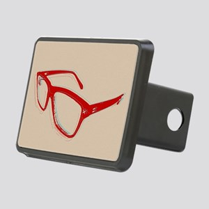 Glasses Rectangular Hitch Cover