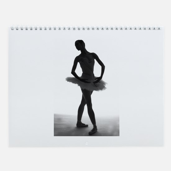 Cute Pointe Wall Calendar