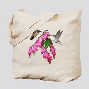 Flying Jewels Tote Bag