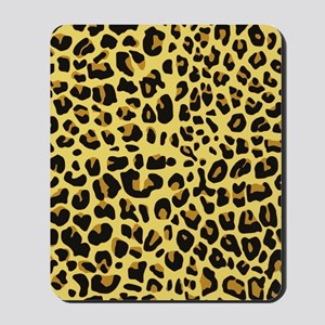 Animal Pattern Mousepad