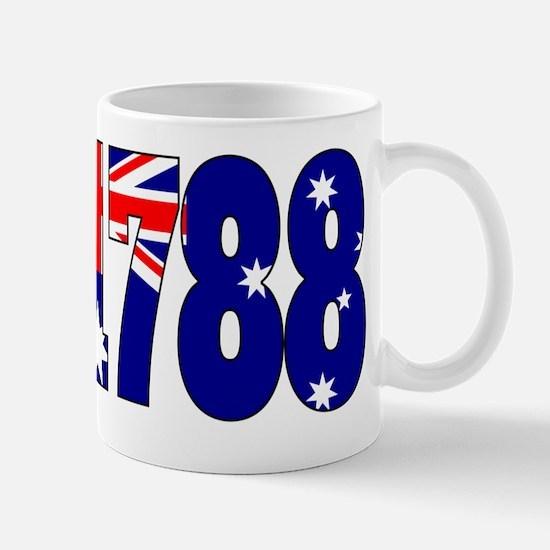 1788 Australia Day Mug