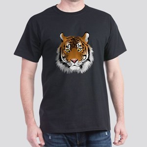 Wonderful Tiger Dark T-Shirt