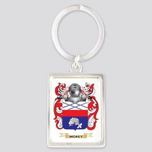 Morey Coat of Arms - Family Cres Portrait Keychain