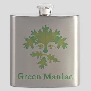 green-maniac Flask