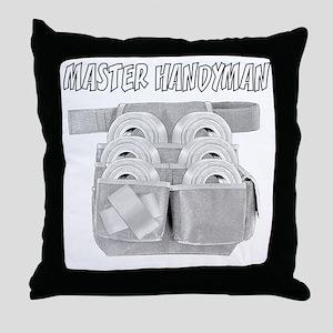 masterhandyman Throw Pillow