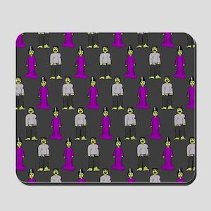 Couple Mousepad