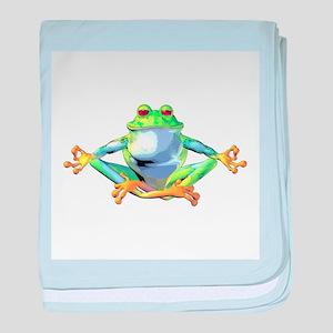 frogzen.png baby blanket