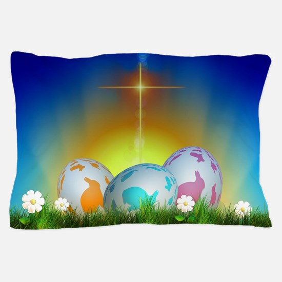 Easter Design Pillow Case