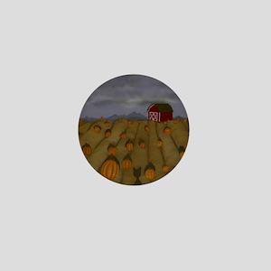 Pumpkin Patch Mini Button