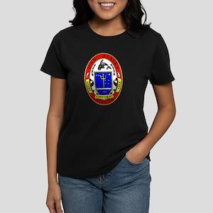 USS Alaska SSBN 732 Women's Dark T-Shirt