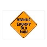 THe Grumpy Postcards (Package of 8)