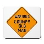 THe Grumpy Mousepad