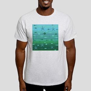 Underwater Life Light T-Shirt
