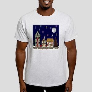 The Village at Christmas Light T-Shirt