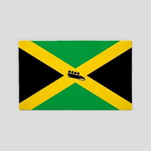 Team Jamaica Bobsled 3'x5' Area Rug