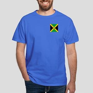 Team Jamaica Bobsled Dark T-Shirt
