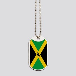 Team Jamaica Bobsled Dog Tags