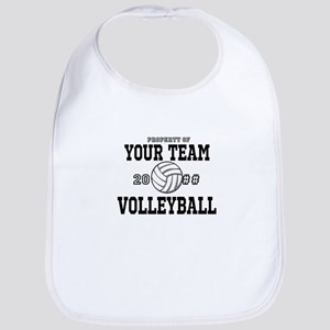 Personalized Property of Your Team Volleyball Bib