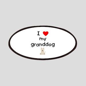 I love my granddog (westie) Patches